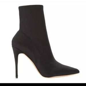 Aldo satine sock booties